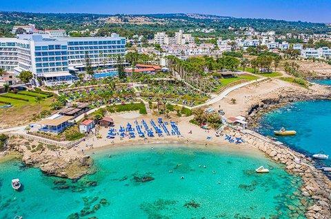 5 csillagos all inclusive vakáció Cipruson