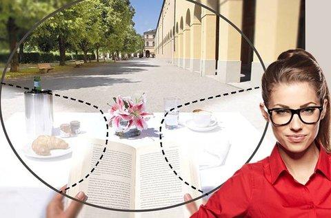 Multifokális szemüveg kezdő FreeForm lencsével