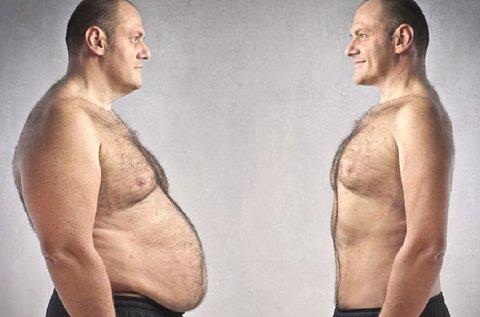 Sörhas eltüntető kombinált zsírzúzás férfiaknak