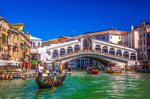 Téli andalgás Velencében kaszinóbelépővel