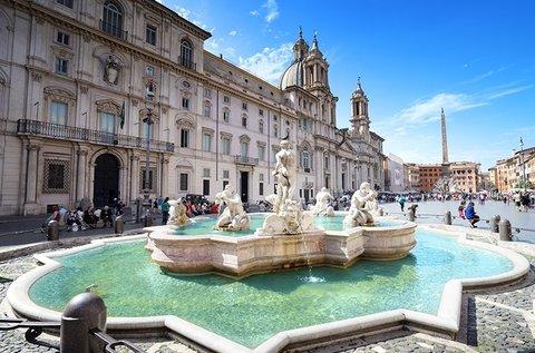 Emlékezetes látogatás az örök városban, Rómában