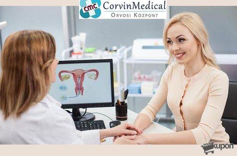 Nőgyógyászati ultrahang vizsgálat citológiával