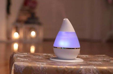 Tiszta, friss levegő ultrahangos párologtatóval