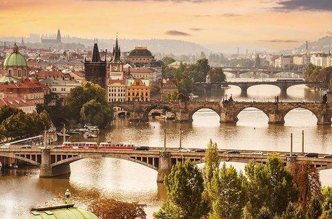 Téli látogatás a mesés cseh fővárosban, Prágában