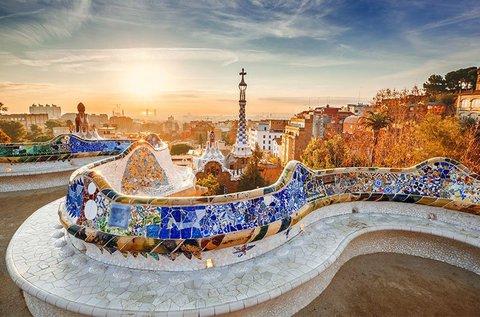 Januári kiruccanás a mesés Barcelonába repülővel