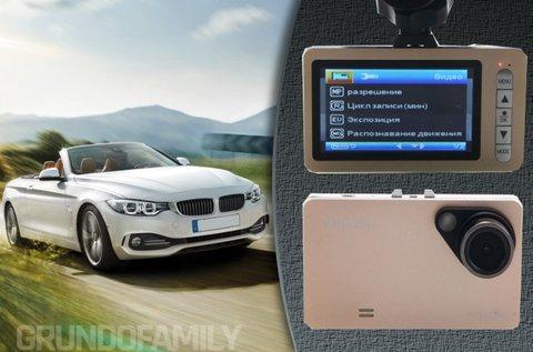 FullCam kompakt HD autós fedélzeti kamera