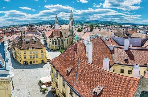 Kisvárosi romantika és wellness Sopronban