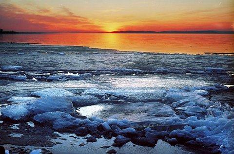 3 napos vízparti felfrissülés télen a Balatonnál