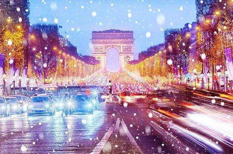 Romantikus hétvégék a lenyűgöző Párizsban