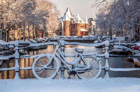 3 napos mesés feltöltődés Amszterdam mellett
