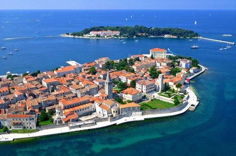 6 napos napfürdőzés az Adriai-tenger partján