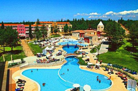 Családi luxus nyaralás az Isztriai-félszigeten