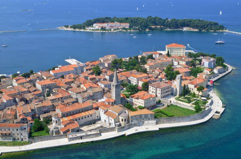 6 napos tengerparti vakáció Horvátországban