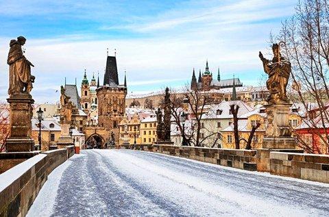 4 csillagos pihenés wellness belépővel Prágában