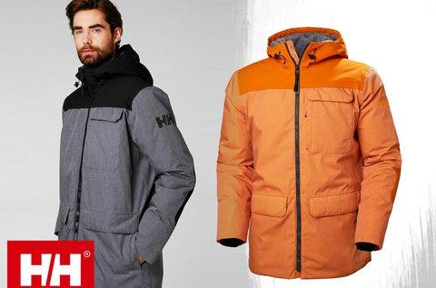 Helly Hansen Hudson Parka prémium férfi téli kabát