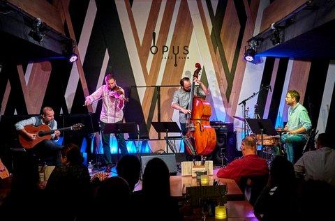 Gül Baba Jazz Nights az Opus Jazz Clubban