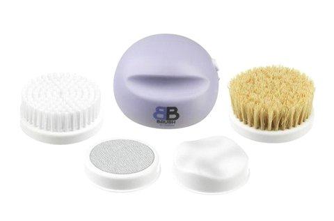 Testápoló készlet 4 féle cserélhető fejjel