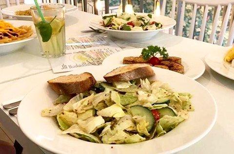 Mennyei vegán ebéd vagy vacsora 2 fő részére