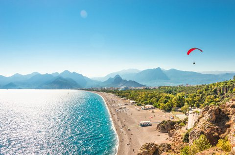 1 hetes all inclusive nyaralás a Török Riviérán