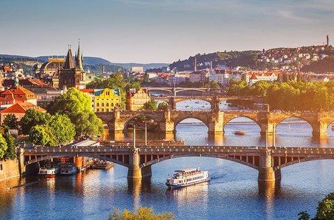 Családi kiruccanás a száztornyú Prágába