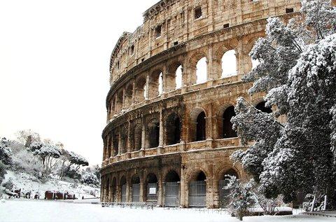 3 napos téli barangolás az Örök Városban, Rómában