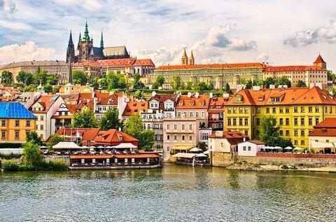 3 napos téli városlátogatás a száztornyú Prágában