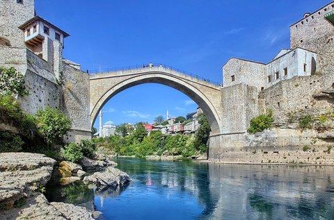 4 napos buszos körutazás Bosznia-Hercegovinában