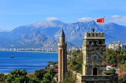 1 hetes csodás körutazás tavasszal Törökországban