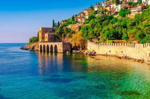 8 napos tavaszi körutazás 1 főnek Törökországban