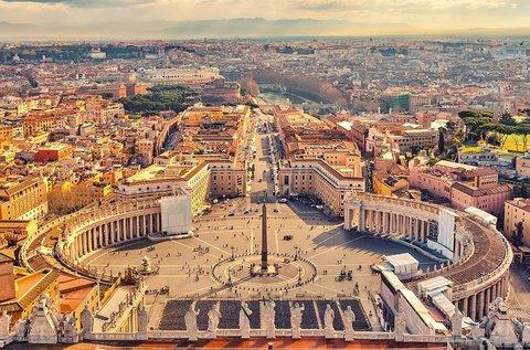 4 napos barangolás az örök városban, Rómában