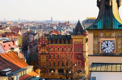 Kalandos kikapcsolódás Prágában, hétvégén is
