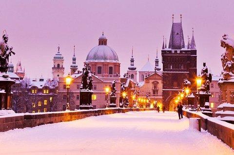 3 napos téli barangolás a cseh fővárosban, Prágában