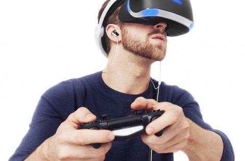 2 órás lenyűgöző virtuális valóság élmény