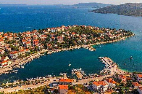 8 napos tengerparti nyaralás Horvátországban