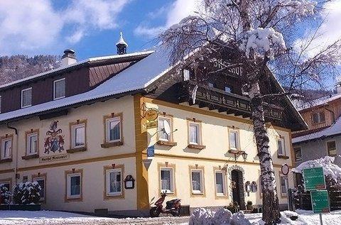 4 napos kalandos téli pihenés az osztrák Alpokban