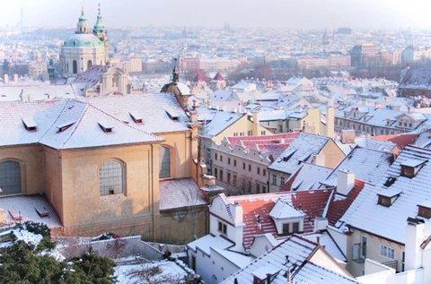 3 napos mesés családi kikapcsolódás Prágában