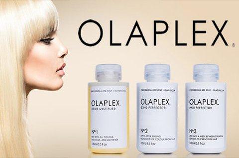 Hajújraépítő 12 fóliás vagy fésűs Olaplex melír