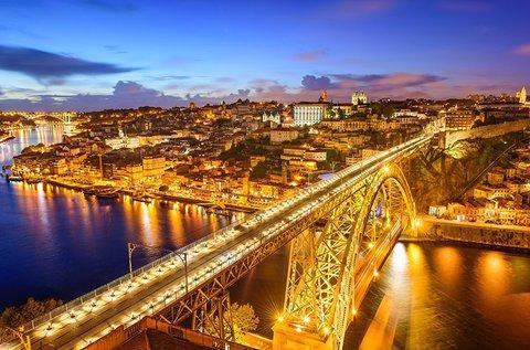 Téli látogatás a varázslatos Portóban repülővel