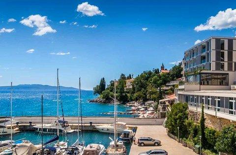 6 napos csodás nyaralás Opatija tengerpartján