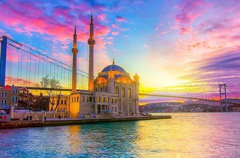Téli látogatás a varázslatos Isztambulban repülővel