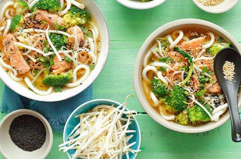 Főzőest a japán konyha szerelmeseinek