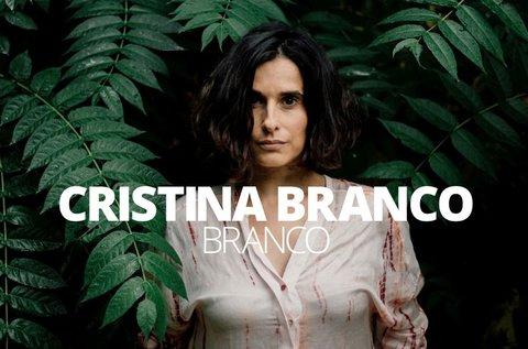 Cristina Branco koncert a MOMKult színpadán