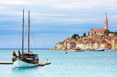 6 napos tengerparti vakáció az Isztriai-félszigeten