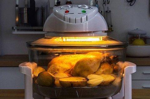 Cecomix légkeveréses főzőkészülék időzítővel