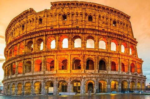 4 napos téli felfrissülés az Örök Városban, Rómában