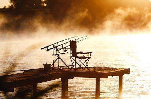 3 napos feltöltődés horgászjeggyel Nőtincsen