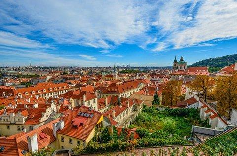 Téli városnézés a cseh fővárosban, Prágában