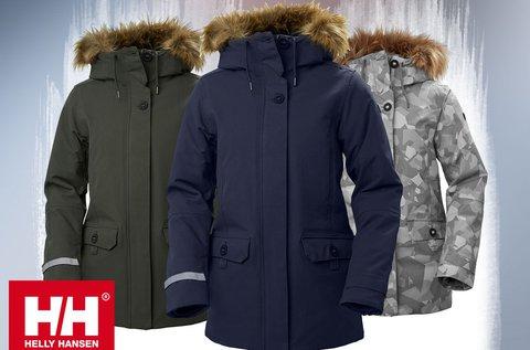 Helly Hansen W Svalbard 2 női téli kabát kapucnival