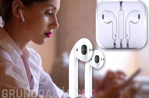 Stereo Master bluetooth-os headset fehér színben