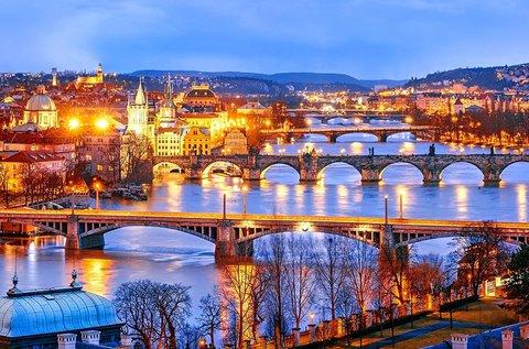 3 napos téli pihenés az Arany Városban, Prágában